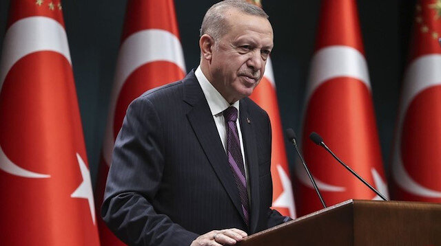 أردوغان يهنئ بذكرى تحرير العاصمة الأذربيجانية باكو