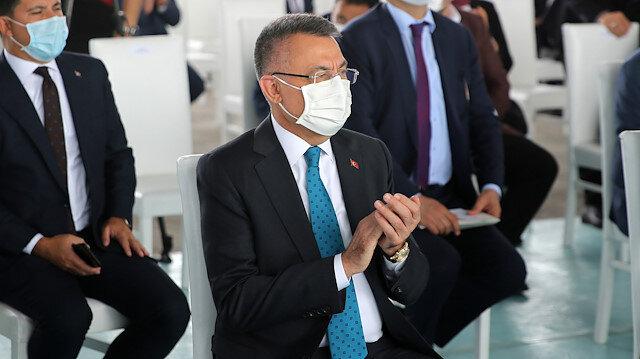 نائب أردوغان يهنئ أذربيجان بالذكرى 103 لتحرير باكو