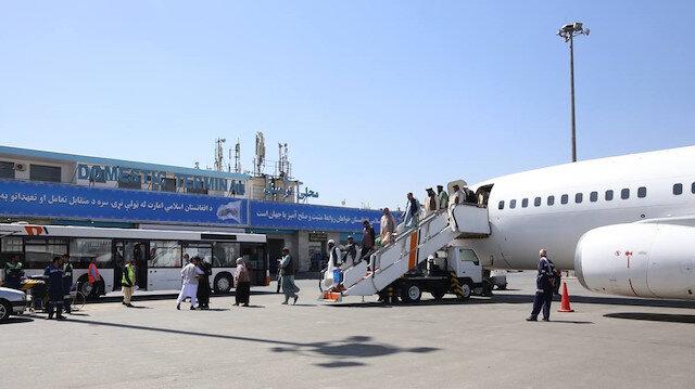 طالبان: خسائر بملايين الدولارات في مطار كابل خلال انسحاب واشنطن