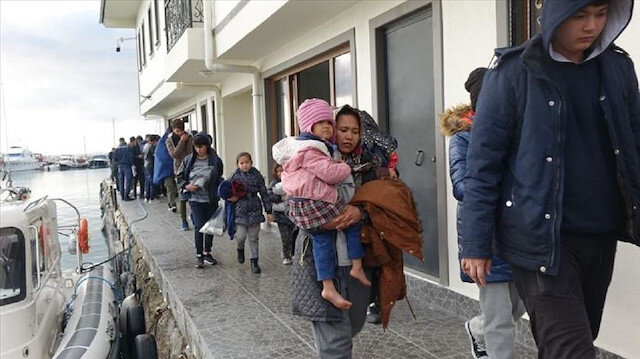 تركيا.. ضبط 82 مهاجرا غير نظامي