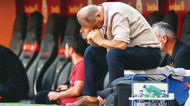 Galatasaray'ın ligde yüzü gülmüyor