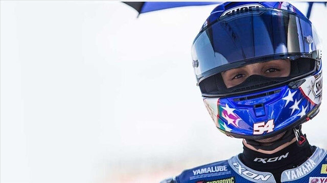 """التركي """"صوفو أوغلو"""" يتصدر بطولة العالم سوبر سبورت 300"""