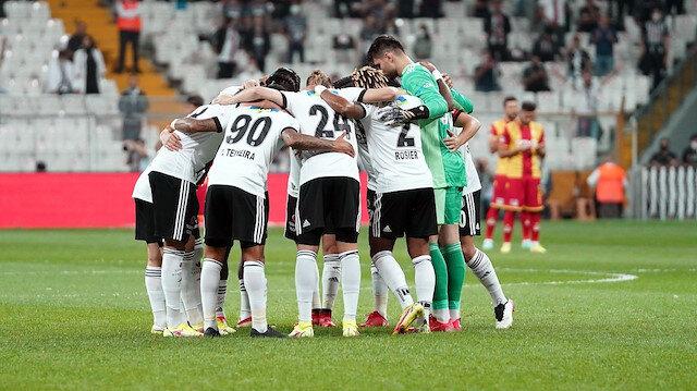 Beşiktaş'ta <br>6 eksik var