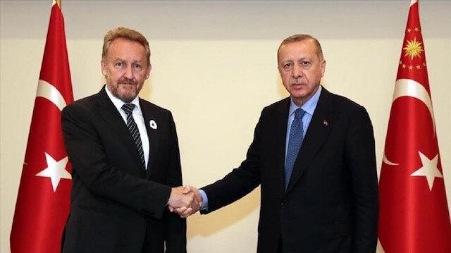 بيغوفيتش: تركيا تساهم في حل قضايا البلقان