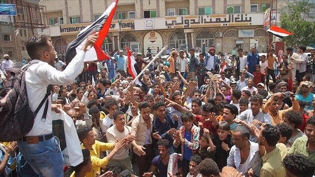 اليمن.. تجدد الاحتجاجات في تعز تنديدا بانهيار الريال