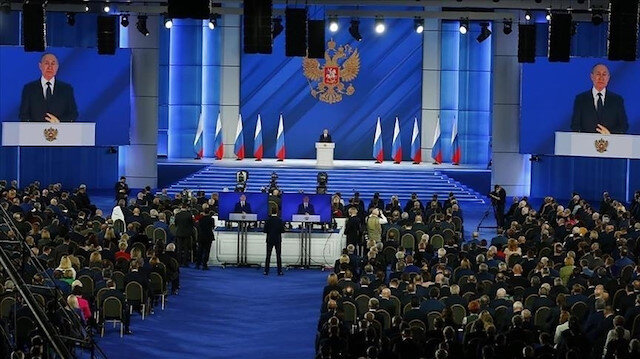 موسكو.. المئات يحتجون على نتائج انتخابات مجلس الدوما