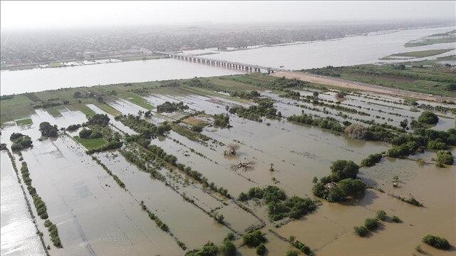 السودان.. مصرع 86 شخصا جراء السيول منذ يونيو