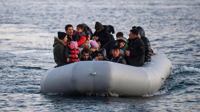 ضبط 254 مهاجرًا حاولوا مغادرة تركيا بطرق غير قانونية