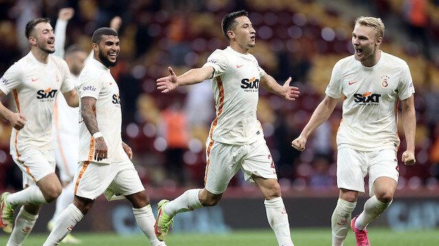 Galatasaray 4 hafta sonra kazandı
