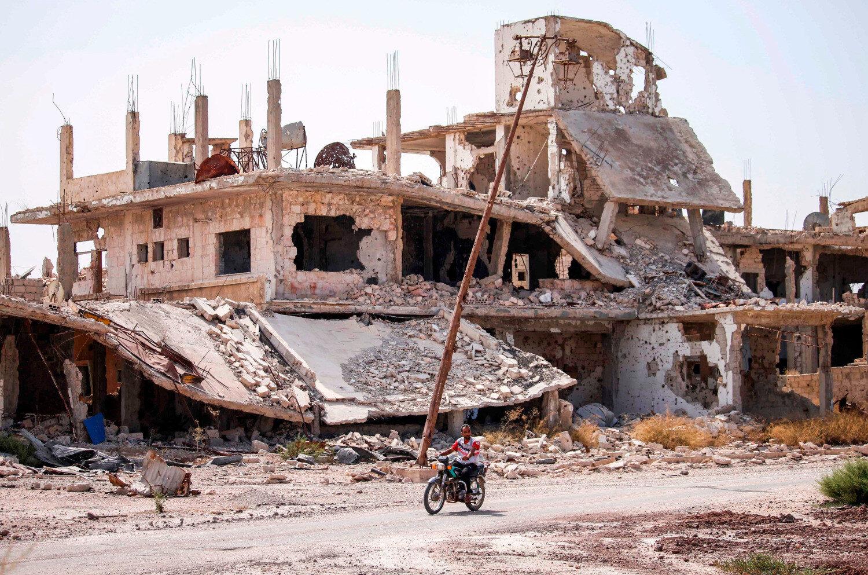 Ürdün ve Suriye arasındaki sınır kapılarının kapanma nedeni Esed rejiminin Dera'ya uyguladığı abluka sonucunda yaşanan çatışmalar olmuştu.