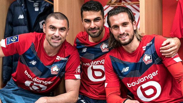 Halil Umut Meler'e dev görev: Salzburg-Lille maçını yönetecek