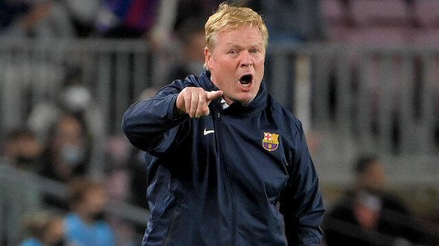 Barcelona'da teknik direktör krizi: Gündeme sürpriz isim geldi
