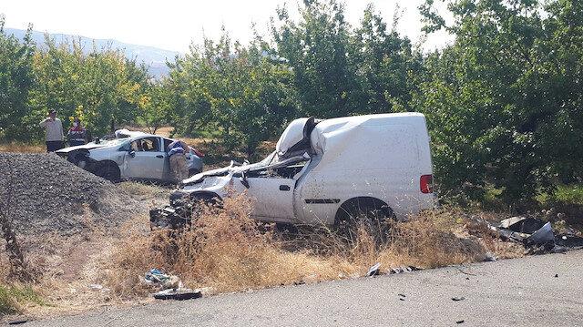 Malatya'daki katliam gibi kazada ölü sayısı 5'e yükseldi