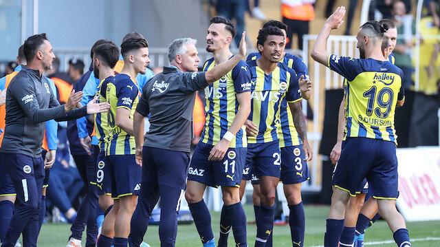 Fenerbahçe yeniden zirvede