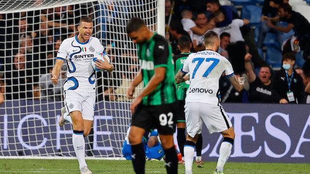 Inter ikinci yarıda maçı çevirdi