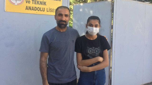 Okula gidemiyorum: Diyarbakır'da lise öğrencisi üniforma alamadığı için okula giremedi