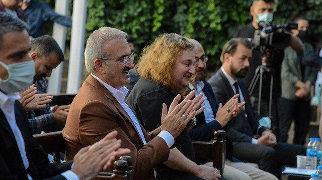 Piyano ile klamlar Diyarbakır'da buluştu
