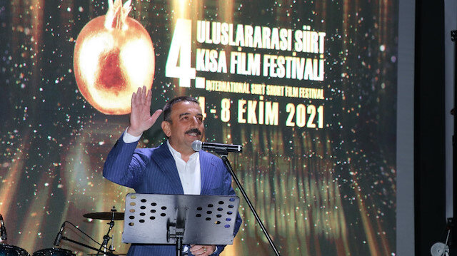 Siirt 4. Uluslararası Kısa Film Festivali sona erdi