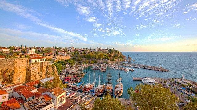 أنطاليا تستعد لاحتضان المعرض الدولي للسياحة