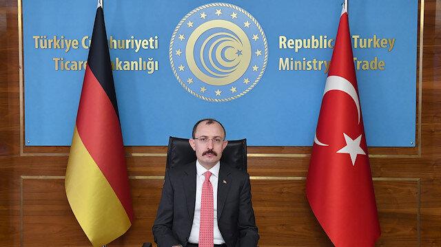 تركيا وألمانيا تبحثان العلاقات التجارية