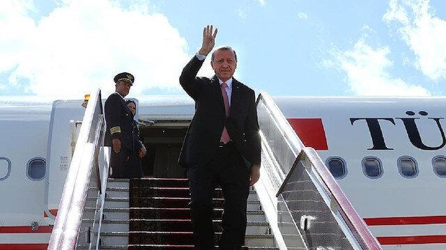 الرئيس أردوغان يبدأ جولة إفريقية تشمل 3 بلدان