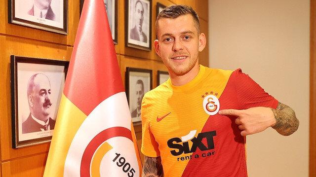 'Galatasaray'da <br>oynamasını isterim'