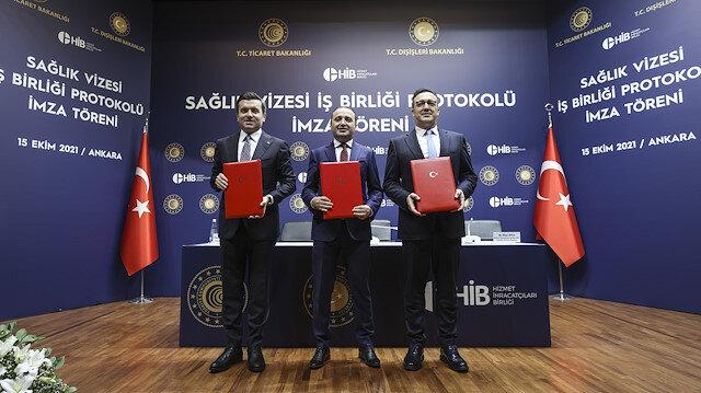 تركيا.. تسهيل منح تأشيرات الدخول للمرضى الأجانب