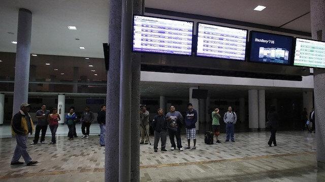 إعلام مكسيكي: إصابات جراء إطلاق نار في مطار العاصمة