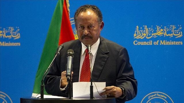 حمدوك يطرح خريطة طريق لإنهاء الأزمة السودانية
