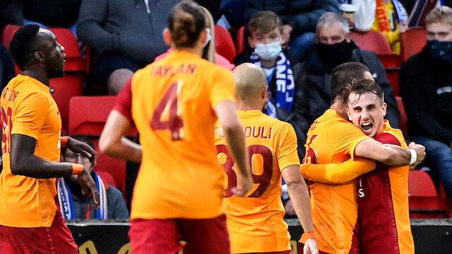 Galatasaray zirveyi korumak istiyor