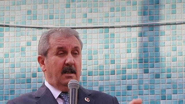 Büyük Birlik Partisi Genel Başkanı Destici: Masum insanların ölmesine sebep olan Selahattin Demirtaş elbette hapiste olacak