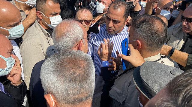 Kemal Kılıçdaroğlu İzmir'de CHP'li belediyeyi şikayet eden vatandaşları azarladı