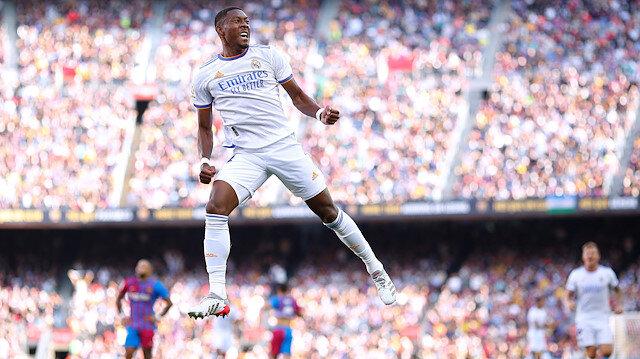 Derbide zafer<br> Real Madrid'in