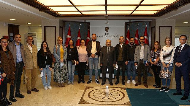 تركيا.. ممثلو وكالات سفر تونسية يزورون شرق البحر الأسود