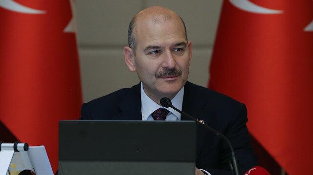 İçişleri Bakanı Soylu 'talimatlarınız elimizde' diyerek duyurdu