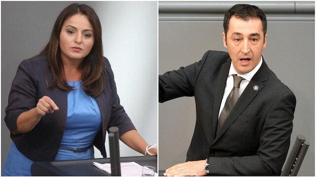 Sevim Dağdelen ve Cem Özdemir de Kavala'ya siper oldu: Almanya Türk büyükelçiyi sınır dışı etsin