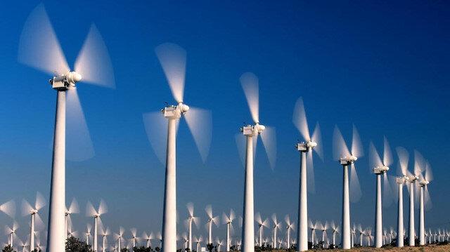 Rüzgardan üretilen elektrikte rekor kırıldı