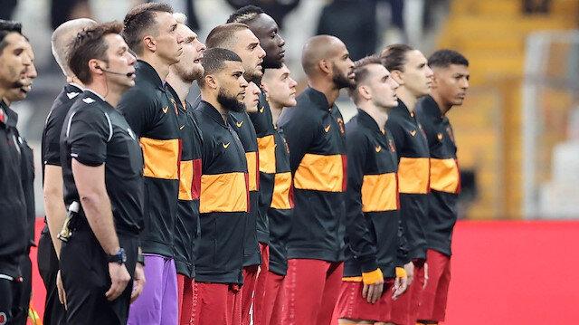 'Sekiz senedir <br>Galatasaray'da gibi'