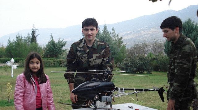 """في أرض ولادتها..  نماذج من الطائرات المسيّرة التركية تحلق في جبل """"جبار"""""""