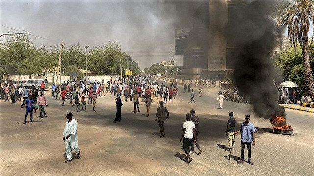 أطباء السودان: مقتل مدني وإصابة اثنين بالخرطوم