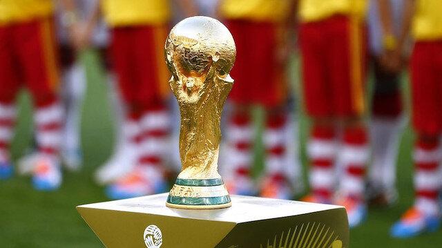 'Dünya Kupası'na <br>katılmayız'