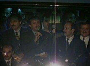 Erdoğan cezaevine böyle girmişti