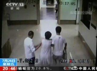 Çin''de inanılmaz doğum