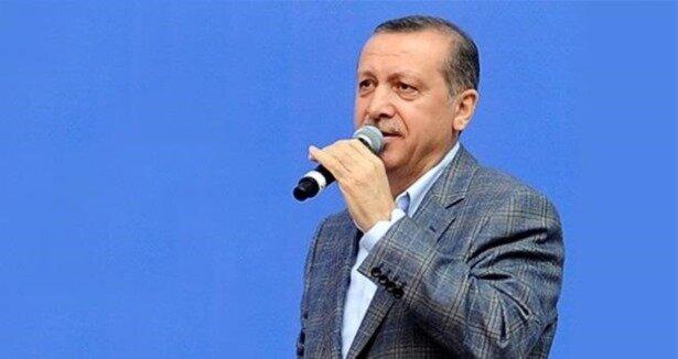 Erdoğan açıkladı: Taksim'e cami yapılacak!