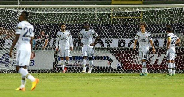 CAS: Fenerbahçe dört maçta şike yaptı