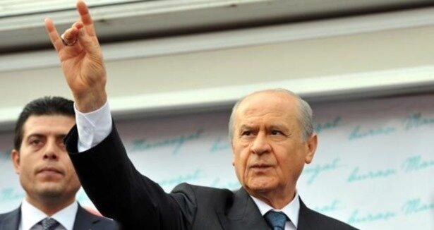 Bahçeli'nin yeni gafı: Ne AKP ne MHP