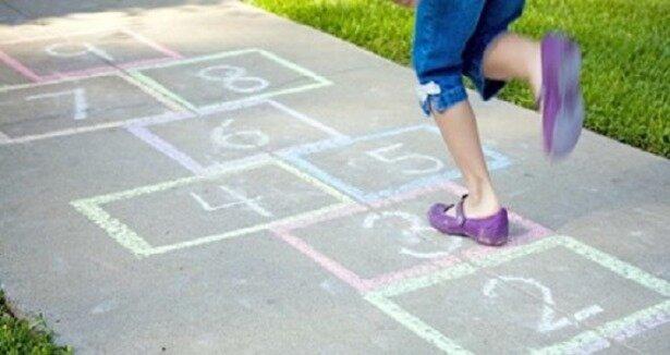 Sokak oyunlarının, kemiklere müthiş faydası!