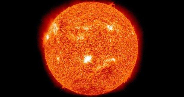 Tüm Güneş Sistemi Etkilenecek Görseli