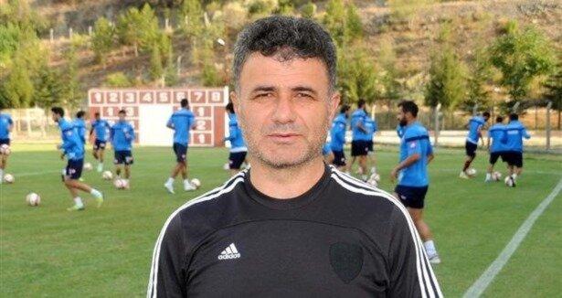 Tokatspor'da Ferruh Özgün istifa etti