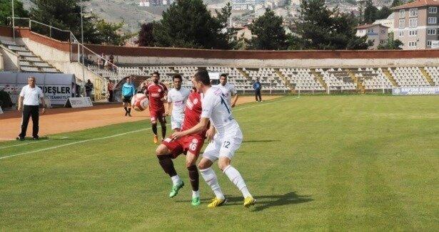 Dardanelspor'dan 2. Lig'e hüzünlü veda